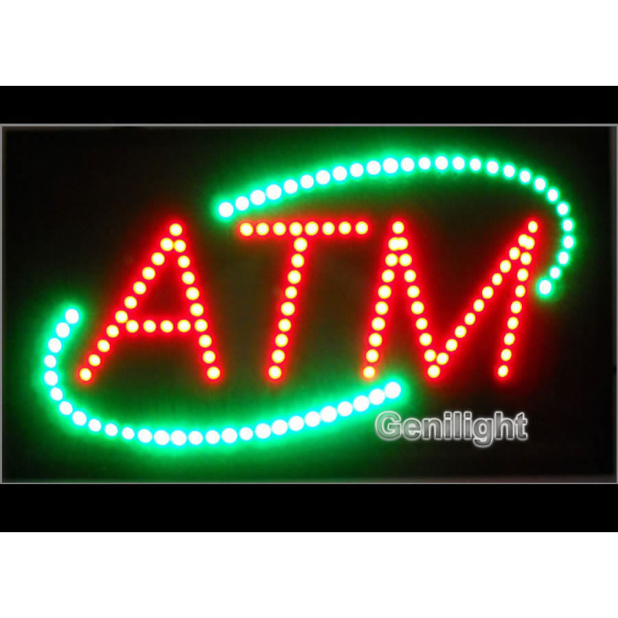 LED Sign - LED ATM Sign - Genilight Optoelectronic Technology Co ...