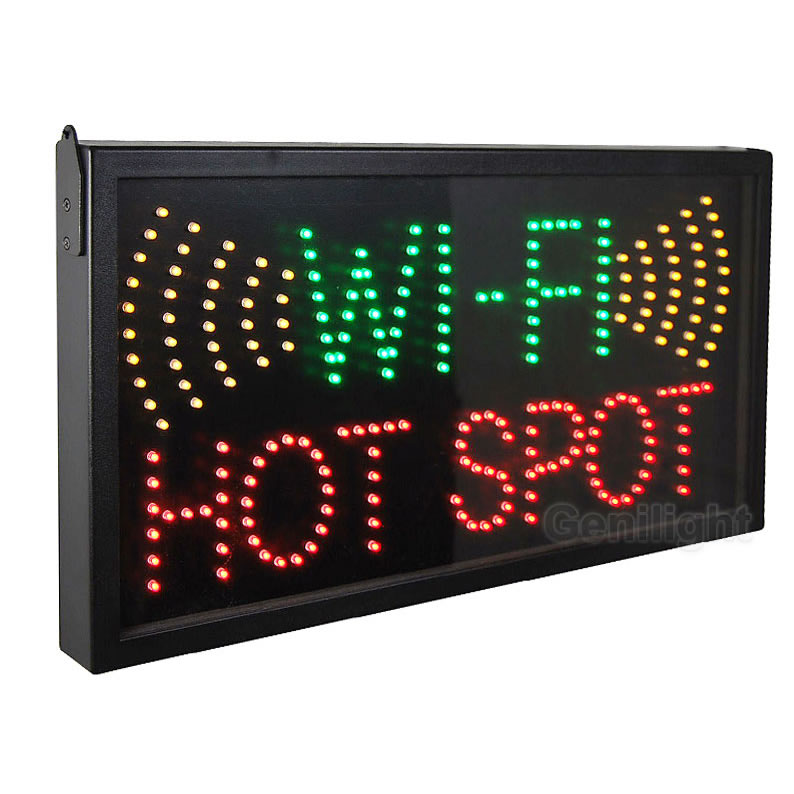 China LED Sign