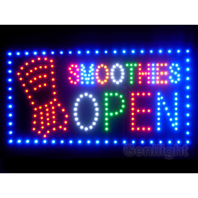 LED Sign - LED Open Sign - Genilight Optoelectronic Technology Co ...