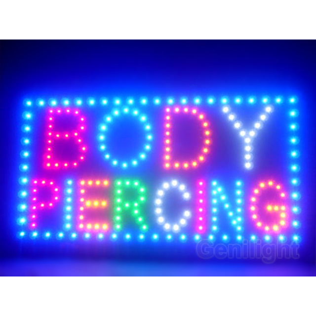 LED Scrolling Sign